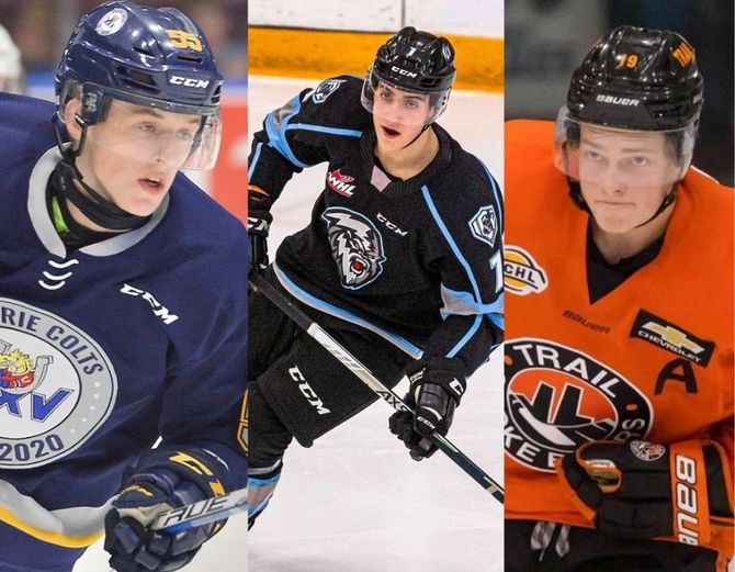 the 2021 nhl draft 10 possible wings targets
